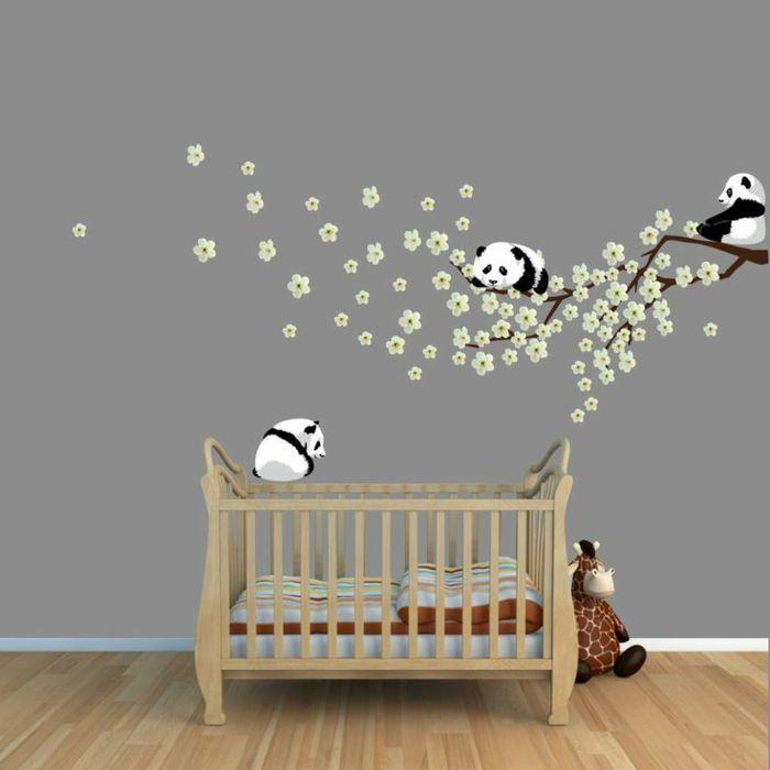 Wandtattoos Fur Kinderzimmer Eine Super Idee Archzine Net