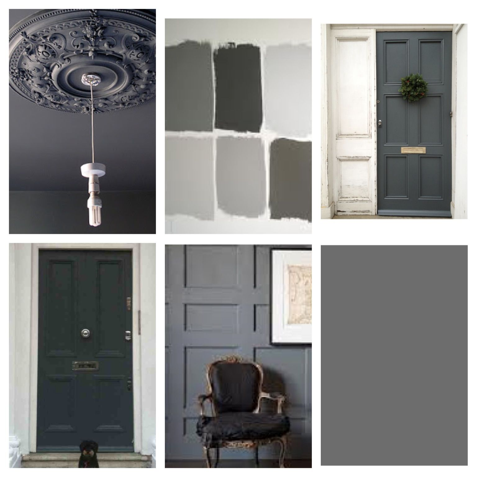 Farrow And Ball Pale Blue Bedroom: Farrow And Ball Edwardian Colours - Google Search