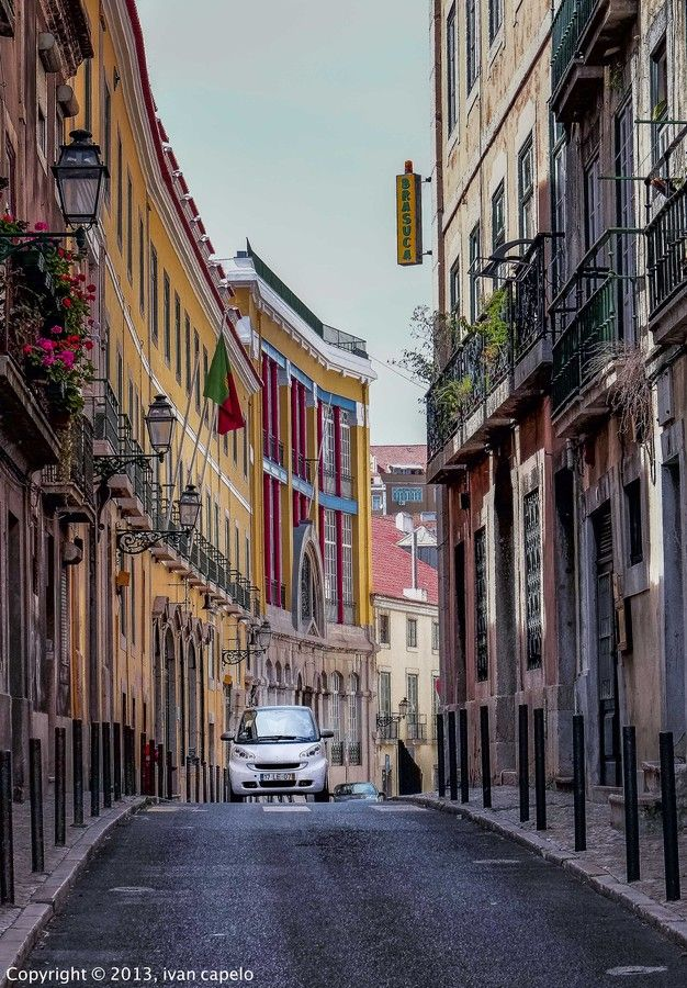 Lisbon, #Portugal  by ivan capell