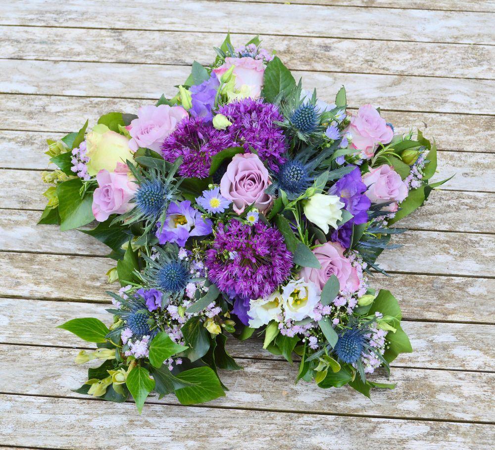 A Pretty Little Star Cheerful Purple Event Pinterest Florists
