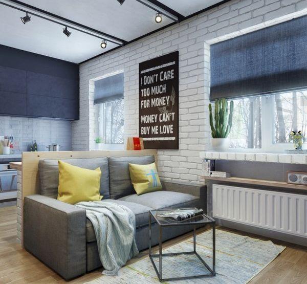 Fresh Studio Decorating Ideas Furniture