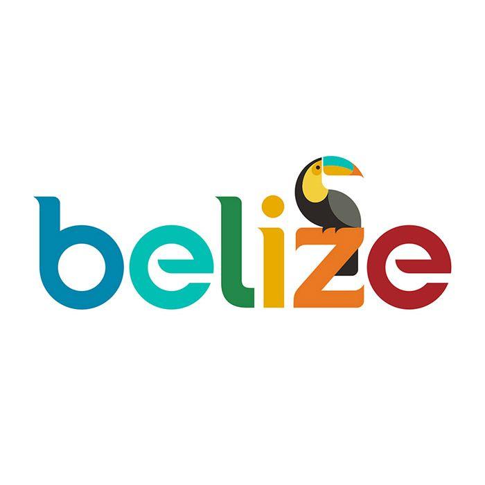 Belize Logo (seit 2013) | Design Tagebuch