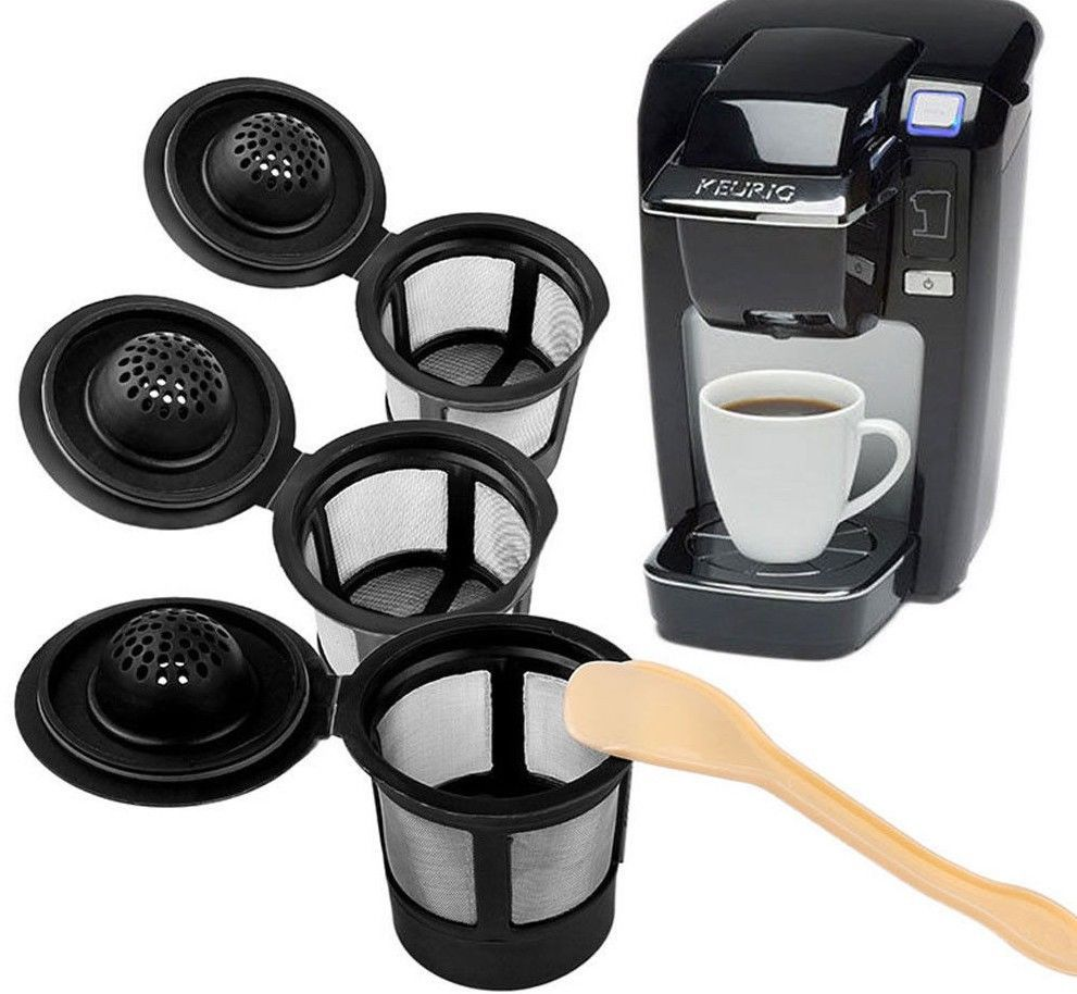 Reusable Coffee Filter For Keurig 3 Coffee Filter and 1