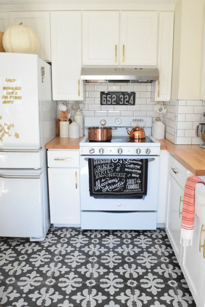 Best Eclectic Fall Home Take Ii White Cottage Kitchens Home 640 x 480