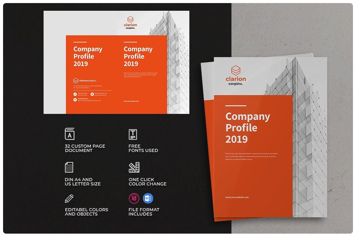 Company Profile Company Profile Template Company Profile