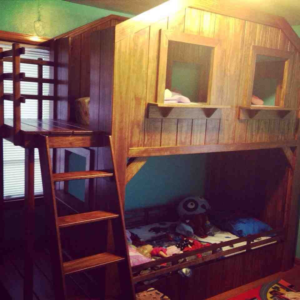 cool bunk bed fort. Forts. Outdoor Forts,Cool Bunk Beds Cool Bed Fort Pinterest