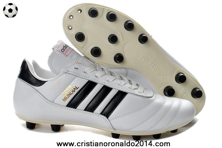 Cheap Adidas Copa Mundial Fg All White Football Boots Soccer Shoes White Football Boots Football Shoes