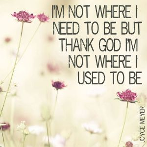 Joyce Meyer One Of Joyce Meyer S Quotes That She Says A Lot I M