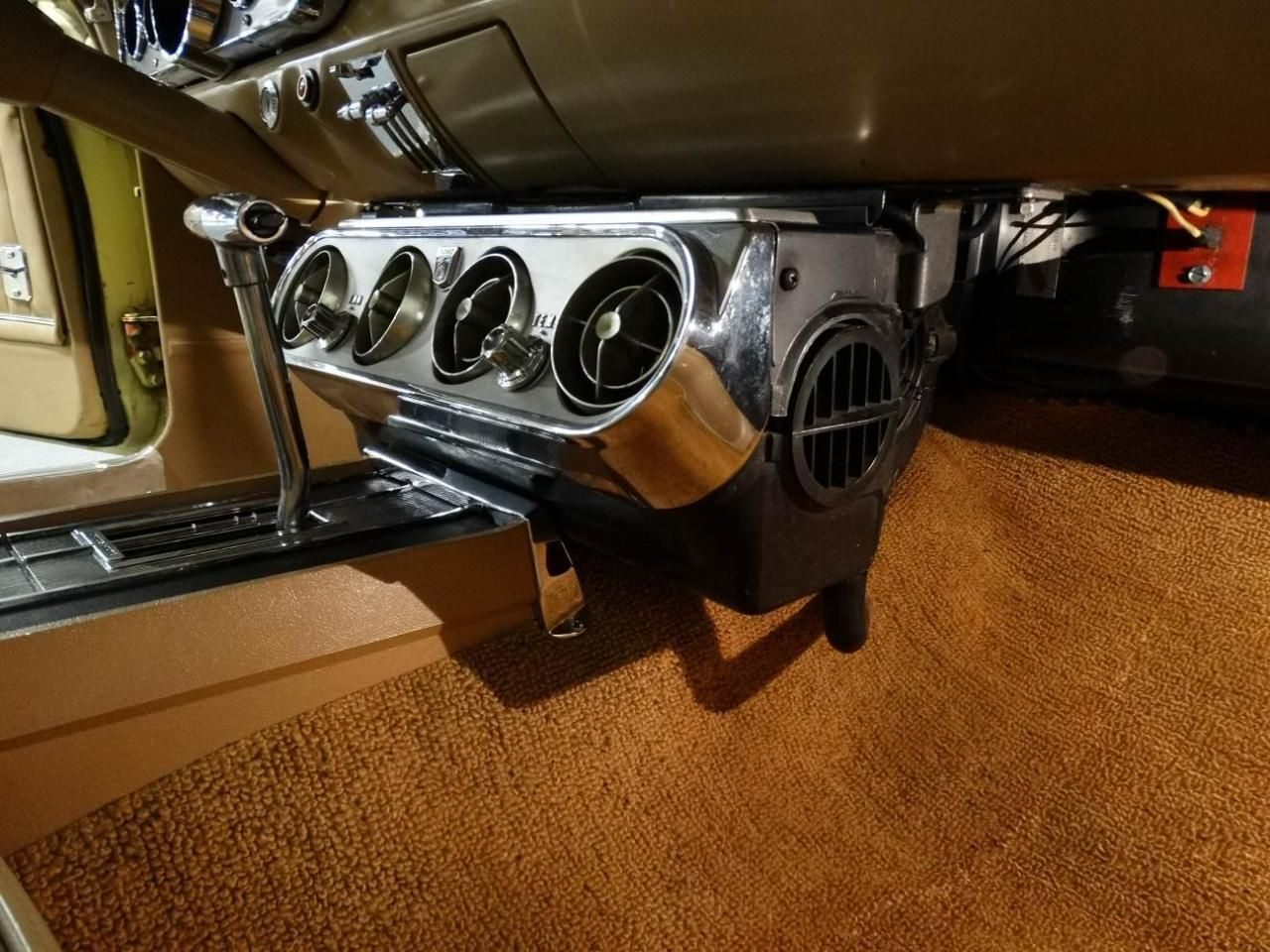 1965 Ford Mustang 289 Cid V8 C4 3 Speed Automatic Ford Mustang Mustang Interior Mustang