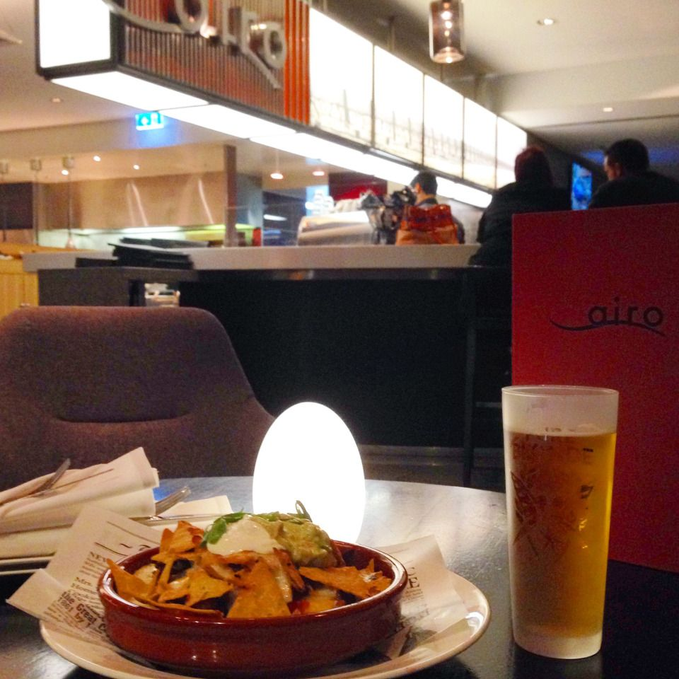 Cafe Airo Snacks At Theparkroyal Melbourne Airport Hotel Australia
