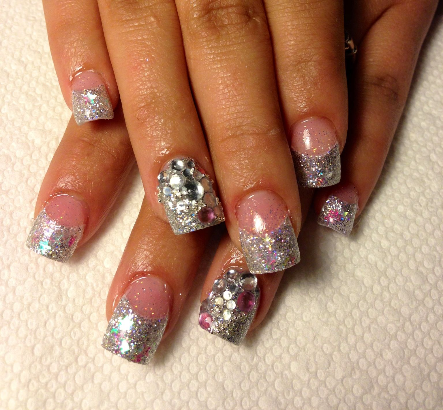New Year\'s Eve nails | My Style | Pinterest | Fun nails, Makeup and ...