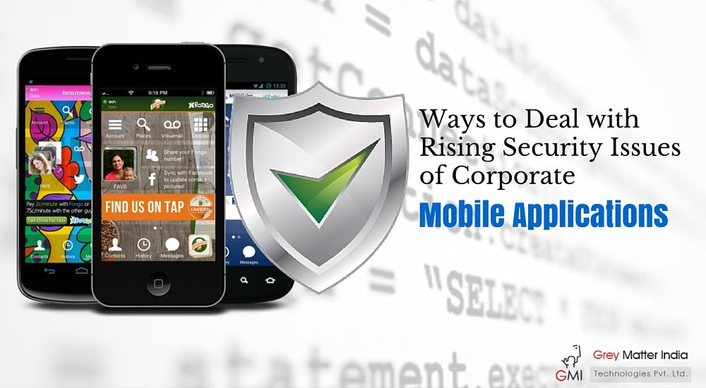 Ways to Deal with Rising Security Issues of Corporate