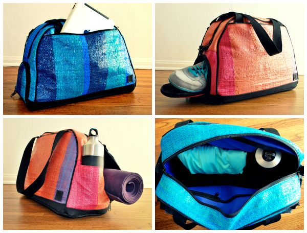 A Perfect Travel Work Sport Bag AND Supporting Girls Sports In Developing Countries Count Me