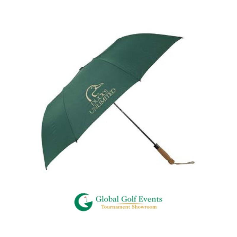 Custom Discount Printed Folding Golf Umbrella 60 #golfumbrella