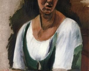 Bust of a Woman - Andre Derain
