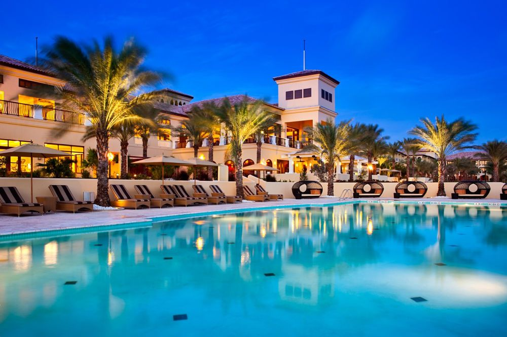 Best Honeymoon Resorts Vacation Santa Barbara Beach And Golf Resort