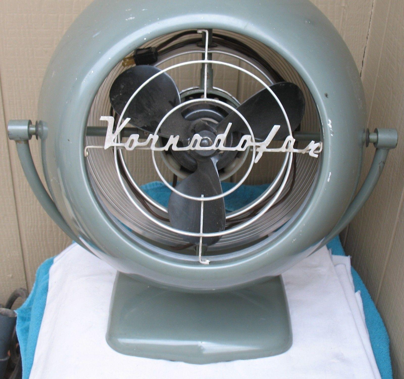 Vornado Fan Retro Machine Age 3 Sd