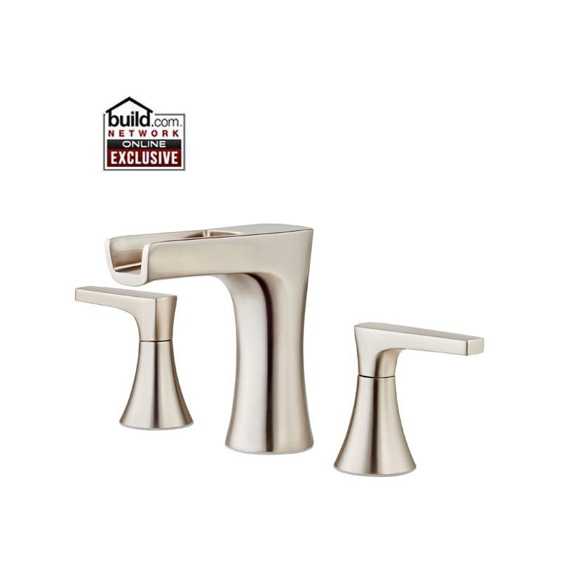 Pfister Lg49mf1 Kelen Widespread Bathroom Faucet With Waterfall