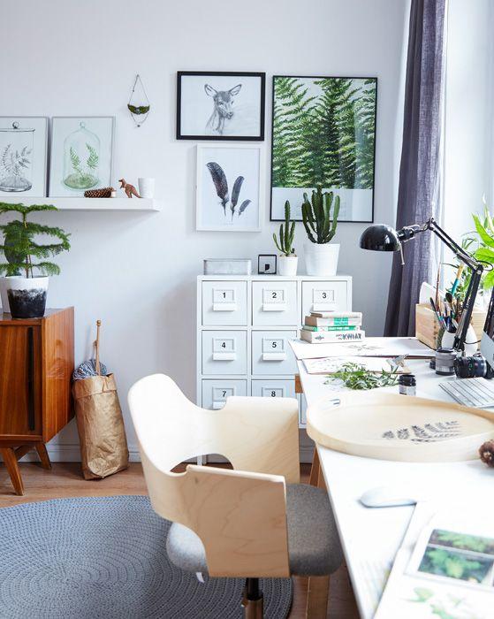 Atelier Schlafzimmer Arbeiten Im Schlaf Schreibtisch Im Schlafzimmer Arbeitsbereiche Inneneinrichtung