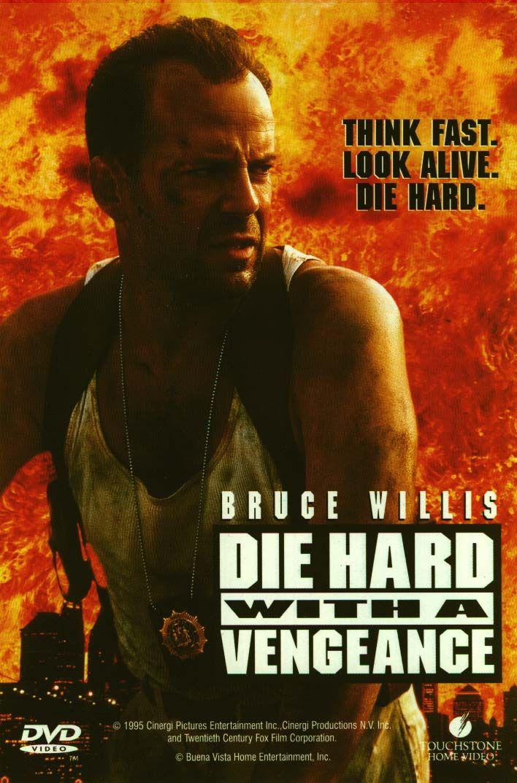 Day 40 Die Hard 3 Live Free Or Die Hard Hard Movie Movies Movie Tv