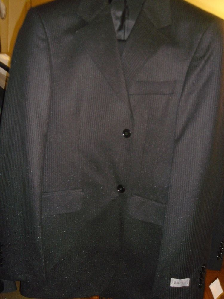 28ee0025b35 West End by Simon Carter Gray Suit Blazer Jacket Size 42 M 36 34 New Tags   WestEnd  TwoButton