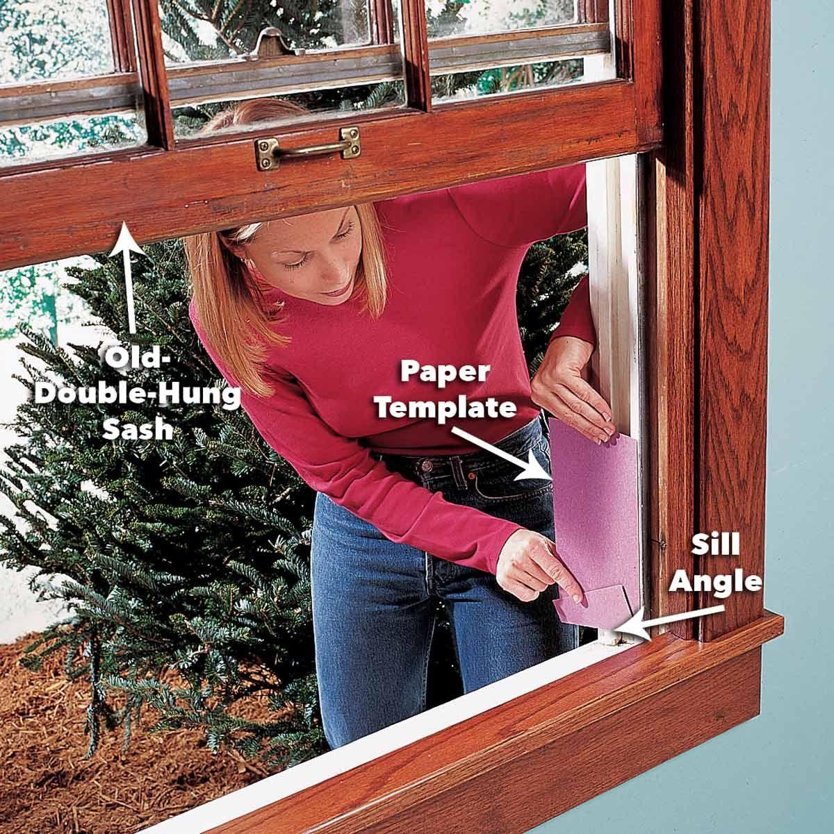 How to Install a Window Windows, Window repair, Renovation