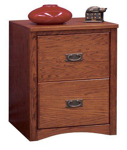 Legends Furniture Mission Oak Two Drawer File Cabinet By Legends