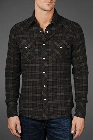 5f3008595 True Religion Western Shirts Men 12179