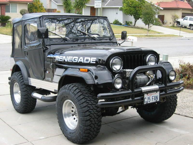 CJ5 Jeep Renegade | Rides | Pinterest