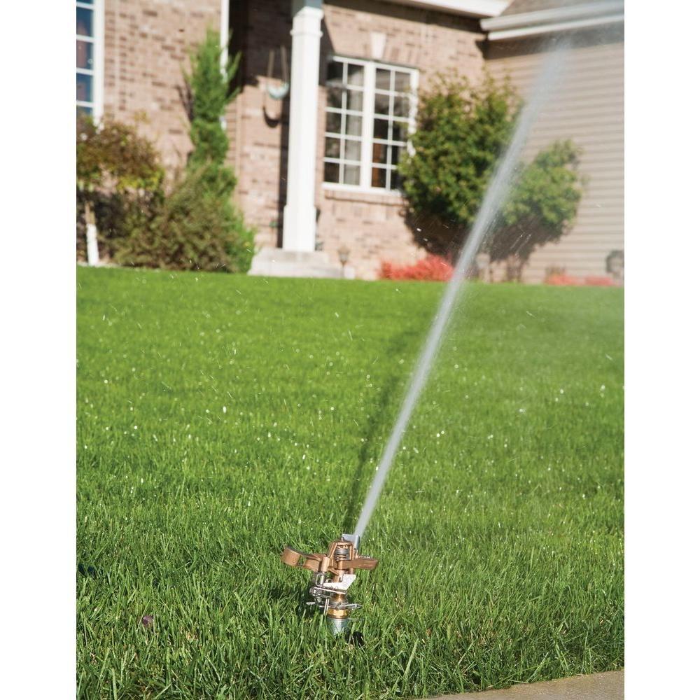 Rain Bird 25PJDAC Brass Impact Sprinkler Head25PJDAC