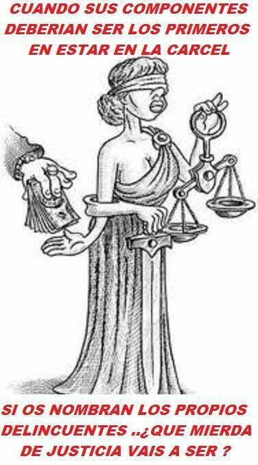Resultado de imagen de imagen de politico comprando jueces