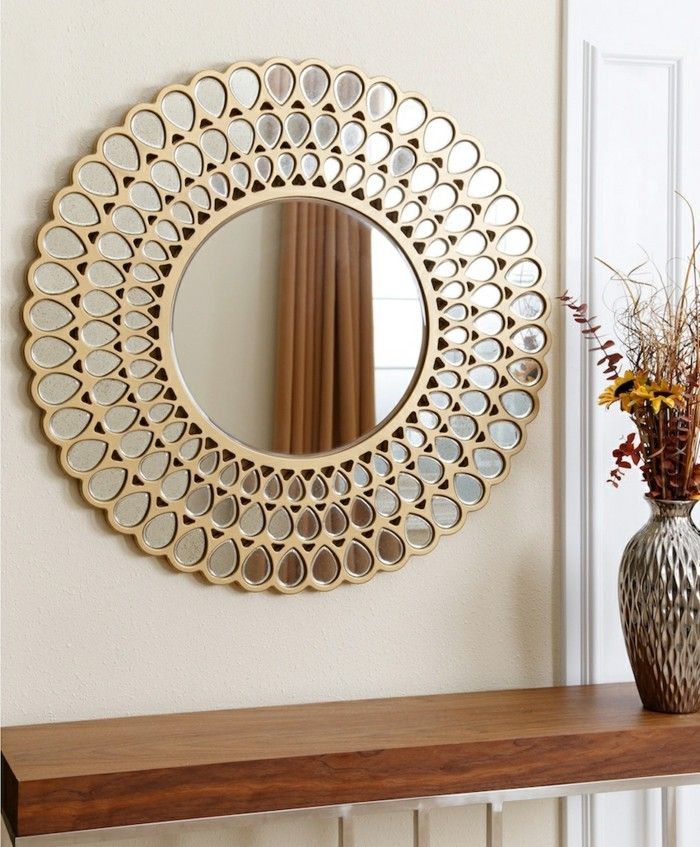 Feng Shui Spiegel spiegel zuhause feng shui einrichten einrichtungsideen