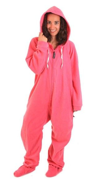 5f00643bb475 Footed Really Pinkin Tired Onesie