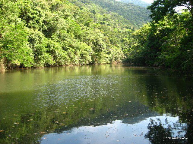 Represa Epaminondas Ramos - Parque municipal de Nova Iguaçu - RJ