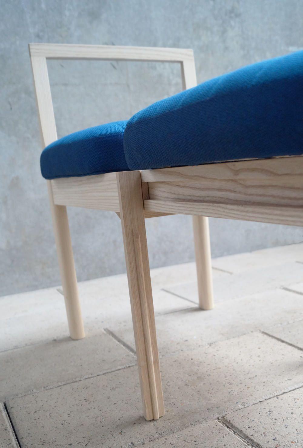 Projet étudiant : A Chair For Two Par Lotte Nygaard Knudsen
