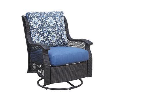 Awe Inspiring Backyard Creations Allenwood Deep Seating Swivel Glider Unemploymentrelief Wooden Chair Designs For Living Room Unemploymentrelieforg