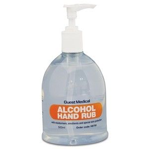 Guest Medical Alcohol Hand Rub 1 Litre Cartridge Medical