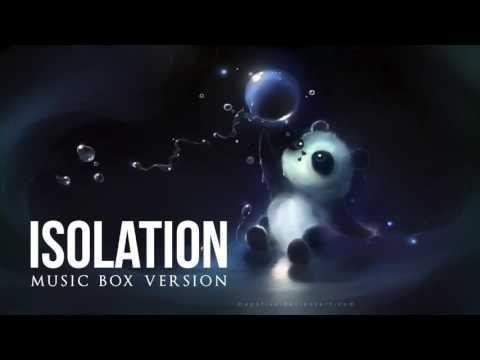 Sad Piano Music Isolation - Music Box Version - YouTube