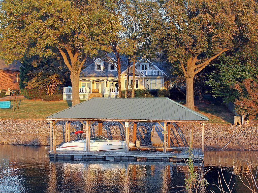 House vacation rental in lake norman of catawba nc usa