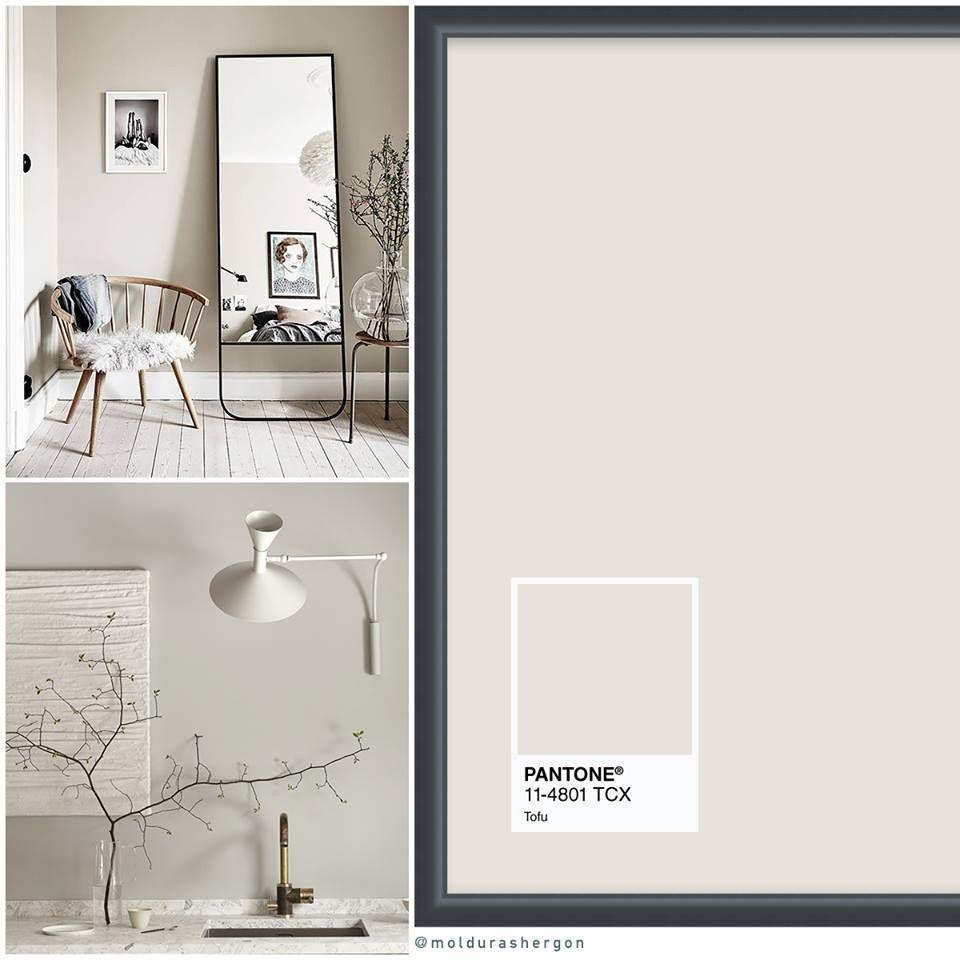 El Color Tofu Propuesto Por Pantone Es Un Color Blanco Roto Que Rompe La Frialda Colores Para Pintar Interiores Colores De Interiores Colores Para Pintar Casas