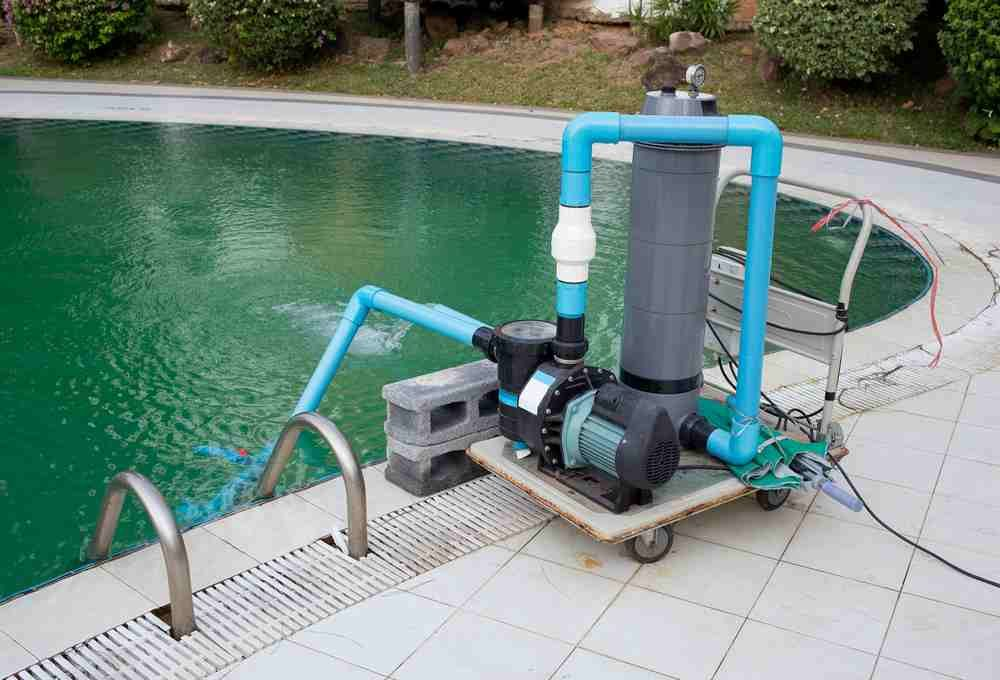 Pool Pumps Are Essentially The Heart Of Every Pool They Filter Dirt Debris And Algae And Ensure Only Clean Water Gets Back To The Pool Pump Pool Pool Water