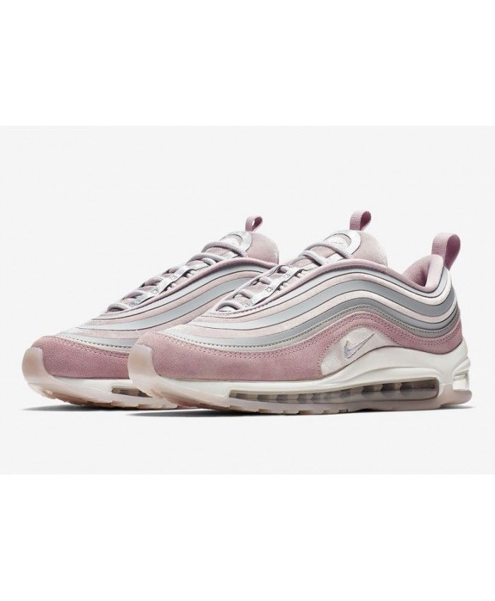 more photos 95494 6fc37 Nike Air Max 97 Ul 17 Pink Blush Trainer