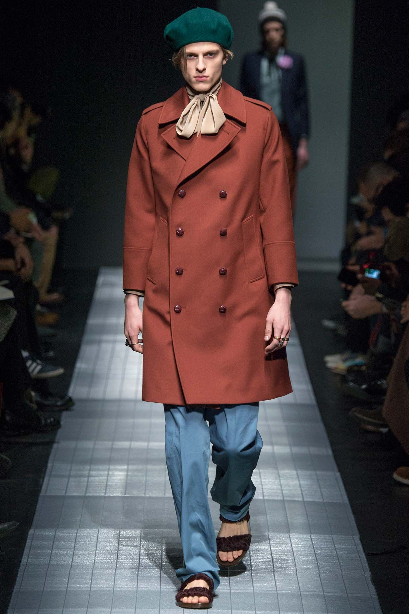 Gucci - Fall 2015 Menswear - Look 7 of 37 #MFW