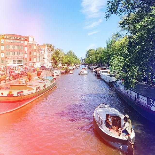 FairyGodMotherr: 12 Hours In Amsterdam