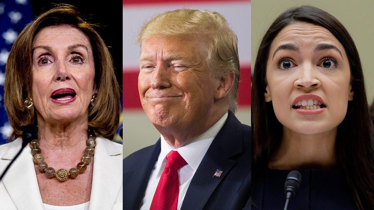 Trump Targets Freshman Congresswomen Pelosi On Twitter Tells
