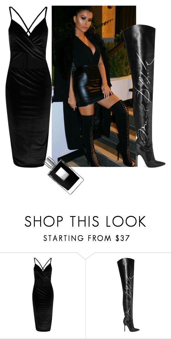 """""""i dont wanna wait in vain for your love"""" by baikbash ❤ liked on Polyvore featuring Vetements and Kilian"""