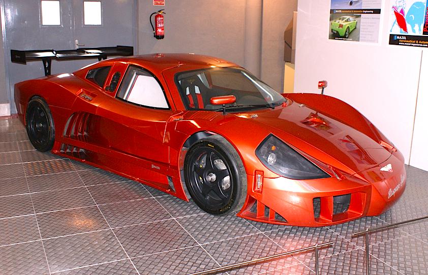 2002 Hispano-Suiza HS21-GTS Prototype