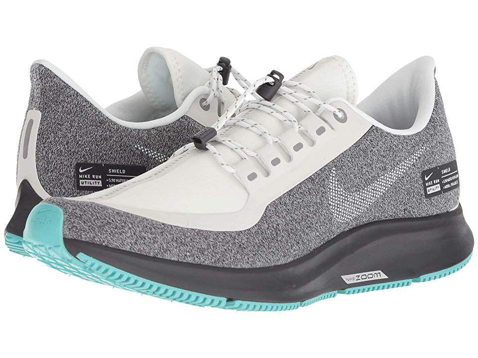 Nike Air Zoom Pegasus 35 Shield Summit White Metallic Silver Oil Grey Women S Running Shoes Head Outdoors Throu Nike Air Zoom Nike Air Zoom Pegasus Nike Air