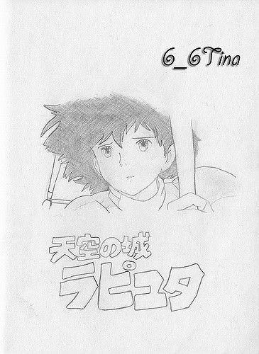https://flic.kr/p/6Lspsa   Tenku no shiro Laputa / Laputa: il castello nel cielo   Sheeta la protagonista del film di animazione di Hayao Miyazaki.