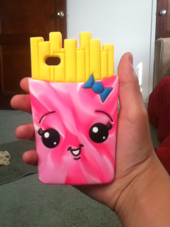 My iPod case 4 generation $20.00 at Justice